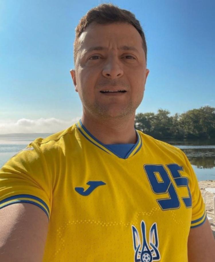 Зеленський закликав забезпечити проведення Євробаскету-2025 Україн