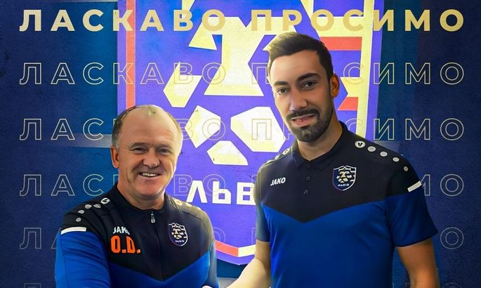 Український клуб підписав румунського центрбека